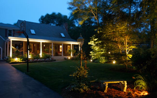 Cape Cod Landscape Design Construction Company Specializing In