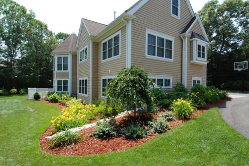 Cape Cod Landscape Design Construction Company Specializing In Landscape Lighting Davis Landscaping